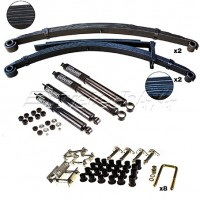 DTSK-TOY01J Enduro Nitro Gas Lift Kit - Extra Heavy Duty